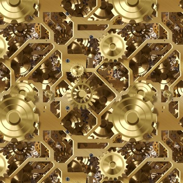 Steampunk Patterns