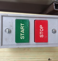 need wiring help for start stop button k2forums com rh k2forums com square d start stop station wiring diagram push button start stop wiring diagram [ 3264 x 2448 Pixel ]