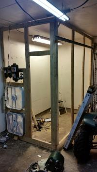 DIY Garage Size Paint Booth  K2Forums.com