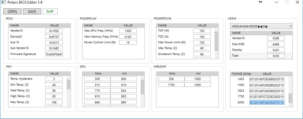 MSI RX480 Gaming X Hashrate — Ethereum Community Forum