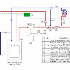 3 Way Zone Valve Av Wiring Diagram Piping Methods Of Ec Variable Speed Pump And Valves