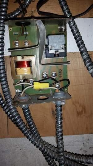 Circulator Pump Relay Wiring  Honeywell R845A — Heating Help: The Wall