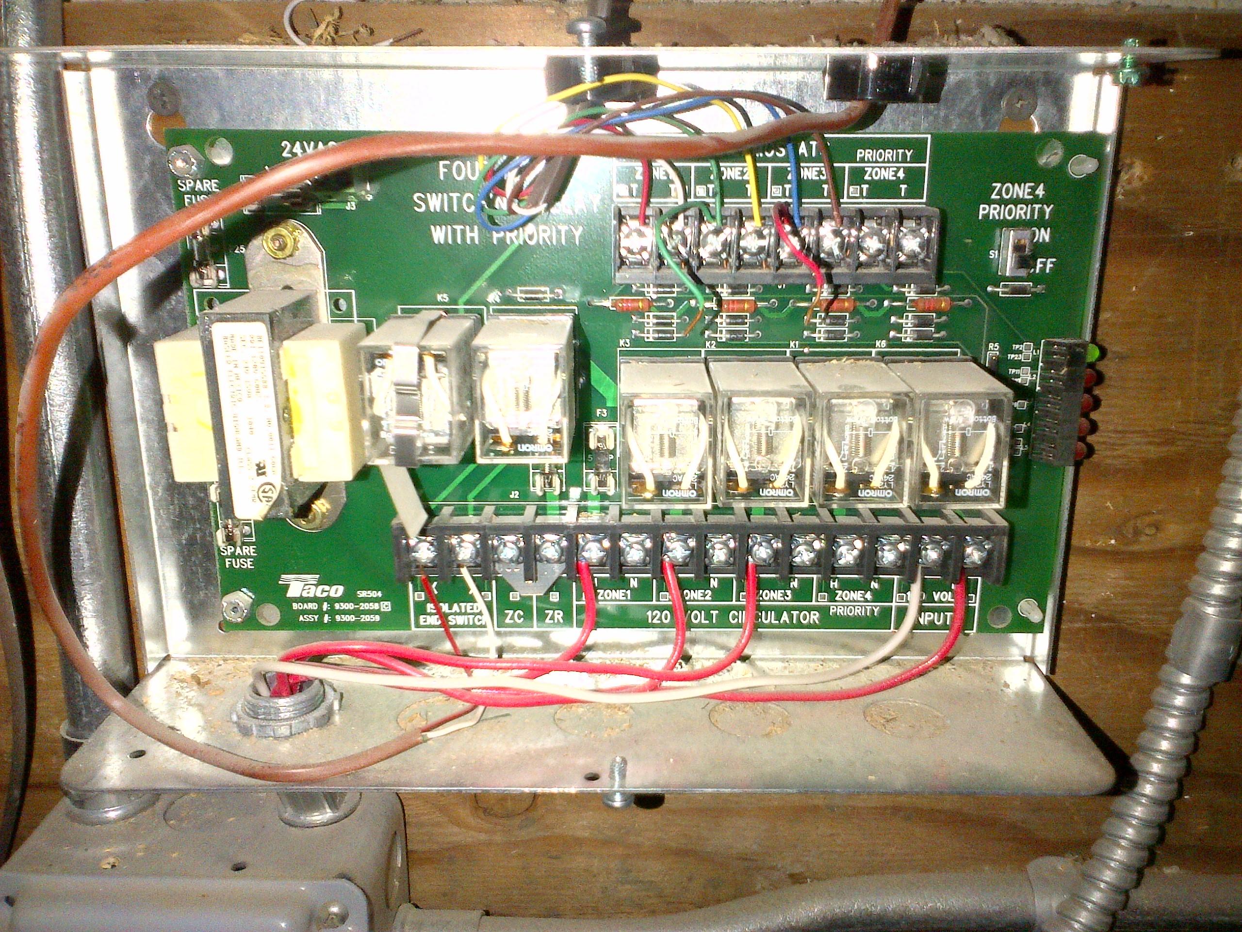 Taco Sr503 Wiring Diagram 4 Get Free Image About Wiring Diagram