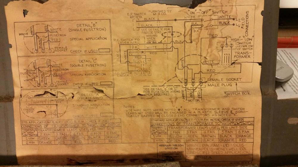 medium resolution of herman nelson honeywell wiring diagram jpg