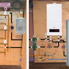 Plumbing Manifold Diagram Wireless Bridge Access Point Making Provisions For A Future In Floor Radiant Zone
