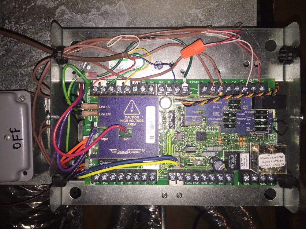 medium resolution of yet another nest install nightmare heating help the wall hunter thermostat wiring diagram any words