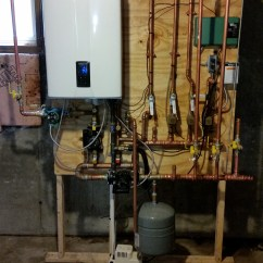 Tankless Water Heater Piping Diagram Crimestopper Sp 101 Wiring Critique Navien Nhb 80 Installation  Heating Help The Wall