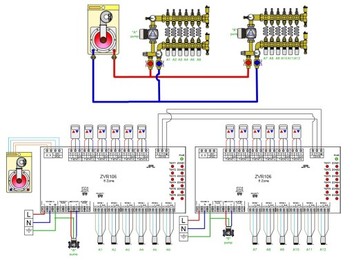 small resolution of caleffi zone valve wiring diagram honeywell thermostat heil 7000 furnace wiring diagram heil electric furnace wiring diagram