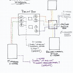 Honeywell R845a Wiring Diagram Free Harley Davidson Diagrams Switching Relay