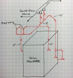 piping diagram steam boiler [ 1500 x 2000 Pixel ]