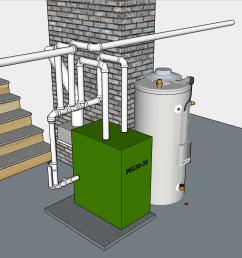 indirect fired hot water heater faqs burnham steam boiler wiring diagram strange but true a burnham with early corrosion failure [ 2050 x 2046 Pixel ]