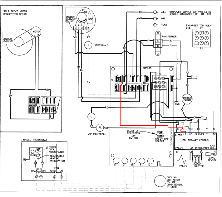 Limit switch-Can't find it if I have one — Heating Help