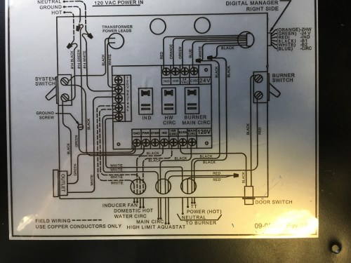 small resolution of power vent motor runs too long heating help the wall wiring diagram for power venter