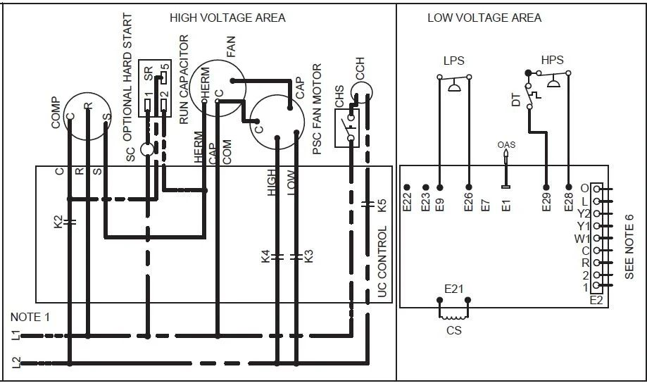 copeland scroll wiring diagram