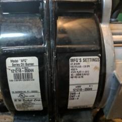 Beckett Oil Wiring Diagram Same Iron Traktor Afg Burner Puff Of Soot At Startup Heating Help The Wall Img 20170115 162929 Jpg 3 8m
