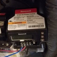 Honeywell Fan Limit Switch Wiring Diagram Kenwood Kdc Mp342u 2 New R7284u To Replace R7184b Question — Heating Help: The Wall