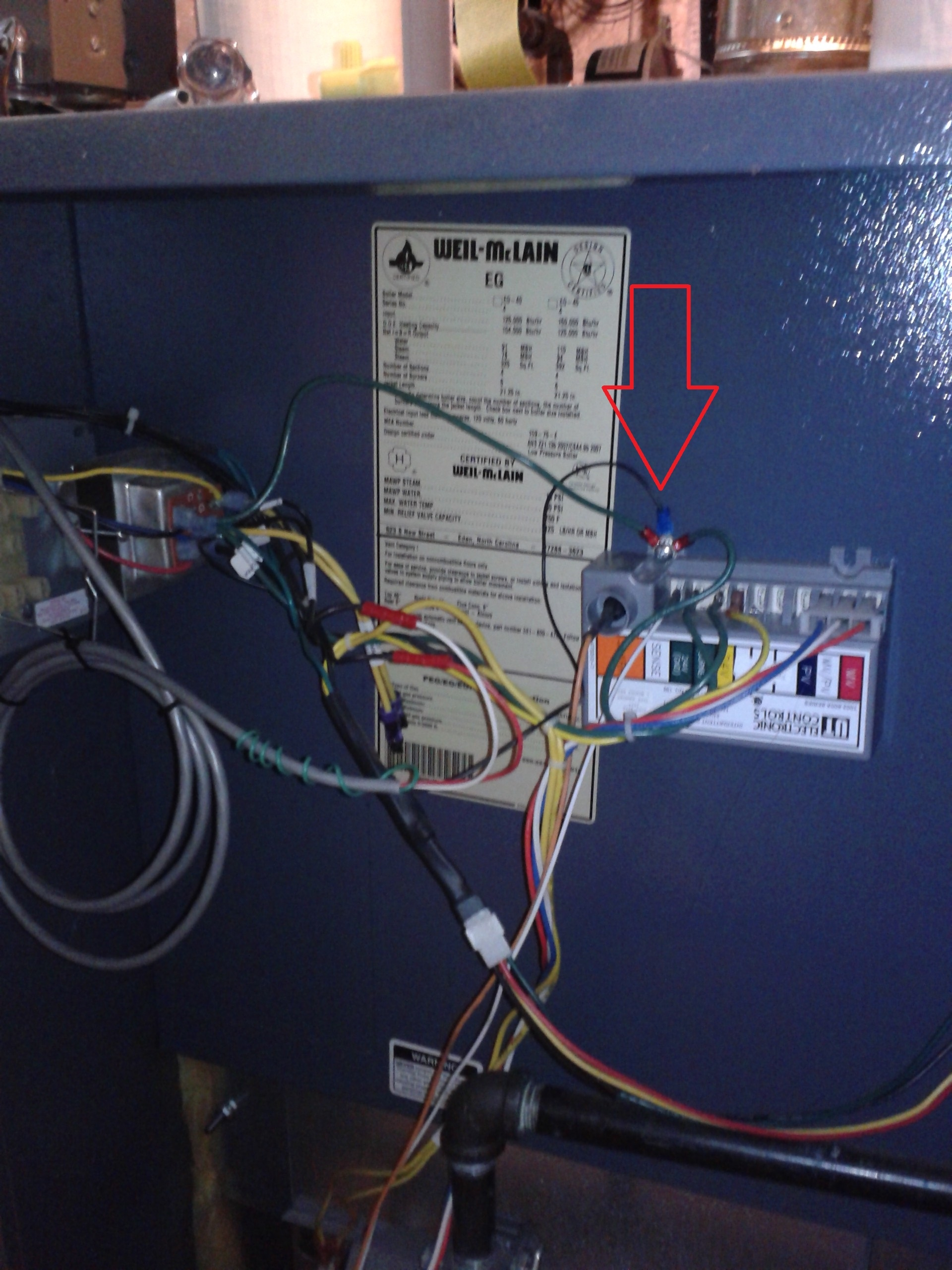 hight resolution of steam boiler to tstat wiring u2014 heating help the wall weil mclain wiring diagram