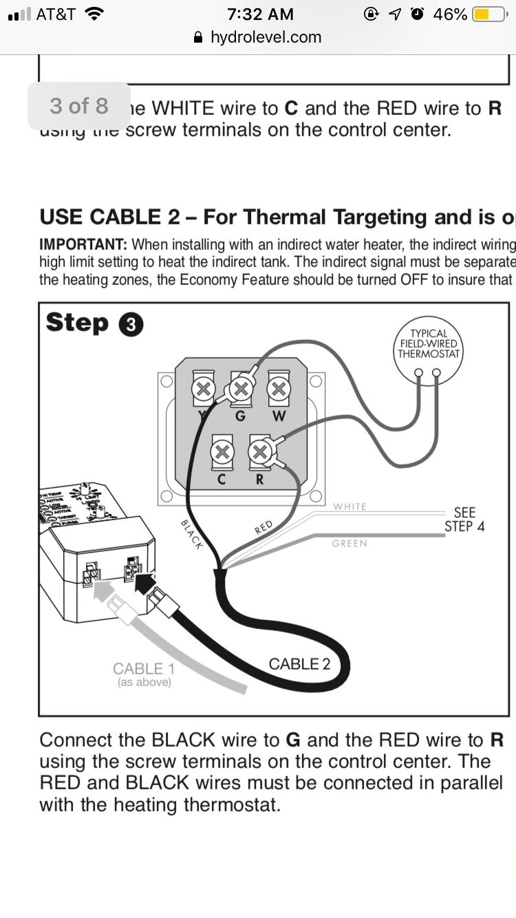 medium resolution of  separate indirect dhw signal from taco sr503 heating help the on taco zone control
