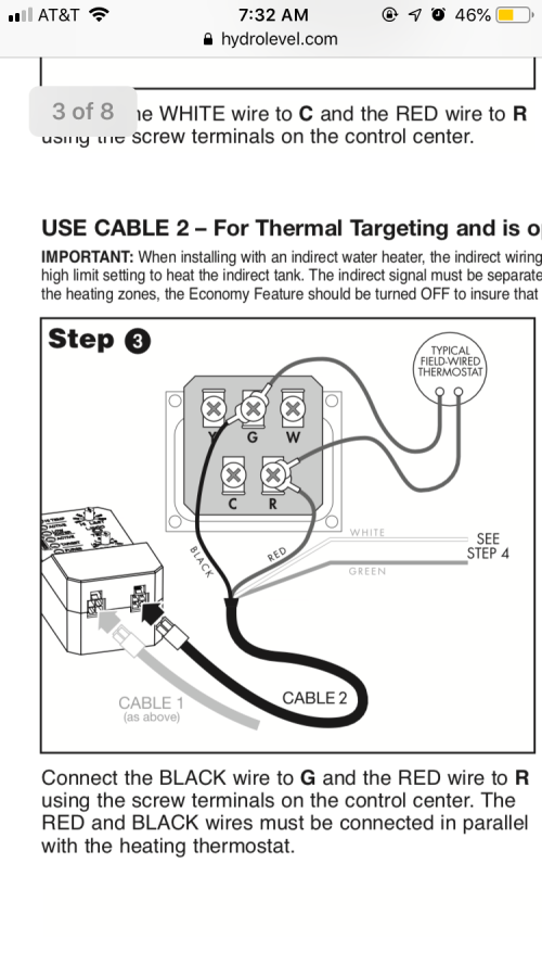 small resolution of  separate indirect dhw signal from taco sr503 heating help the on taco zone control