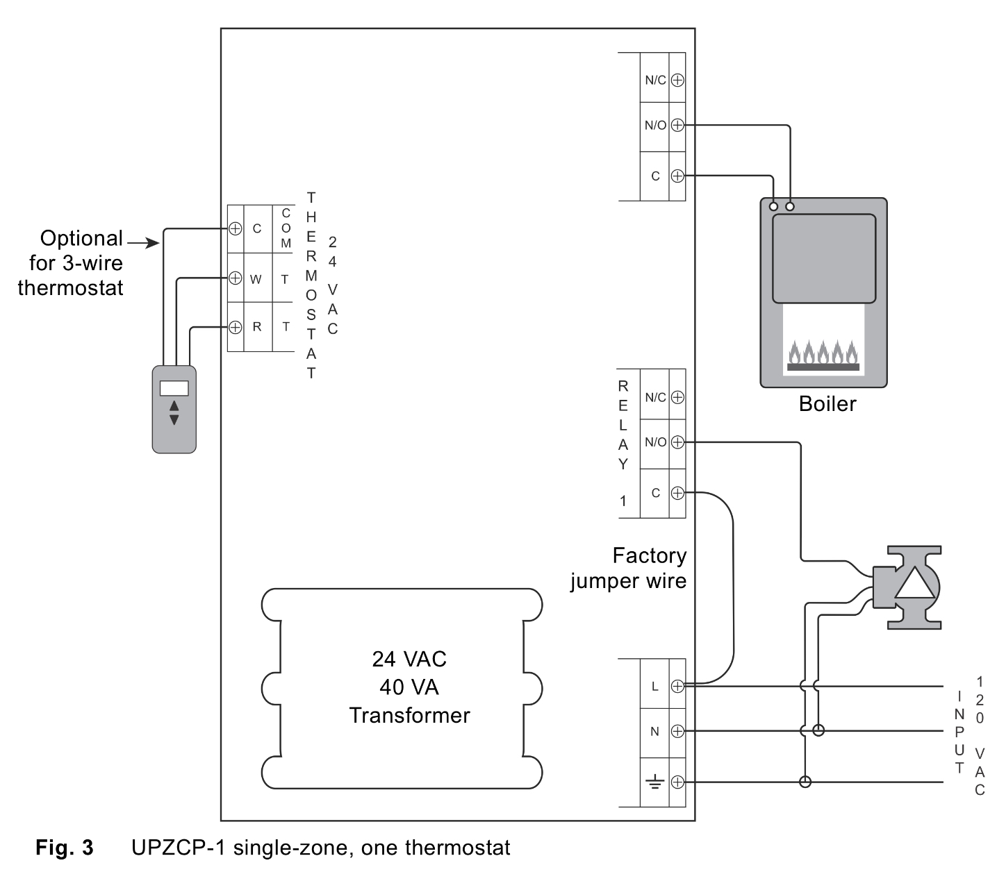 thermistor relay wiring diagram fujitsu ductless split how can i add additional circulator to existing