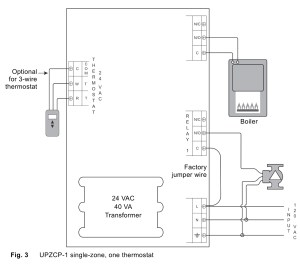 How can I add additional circulator relay to existing