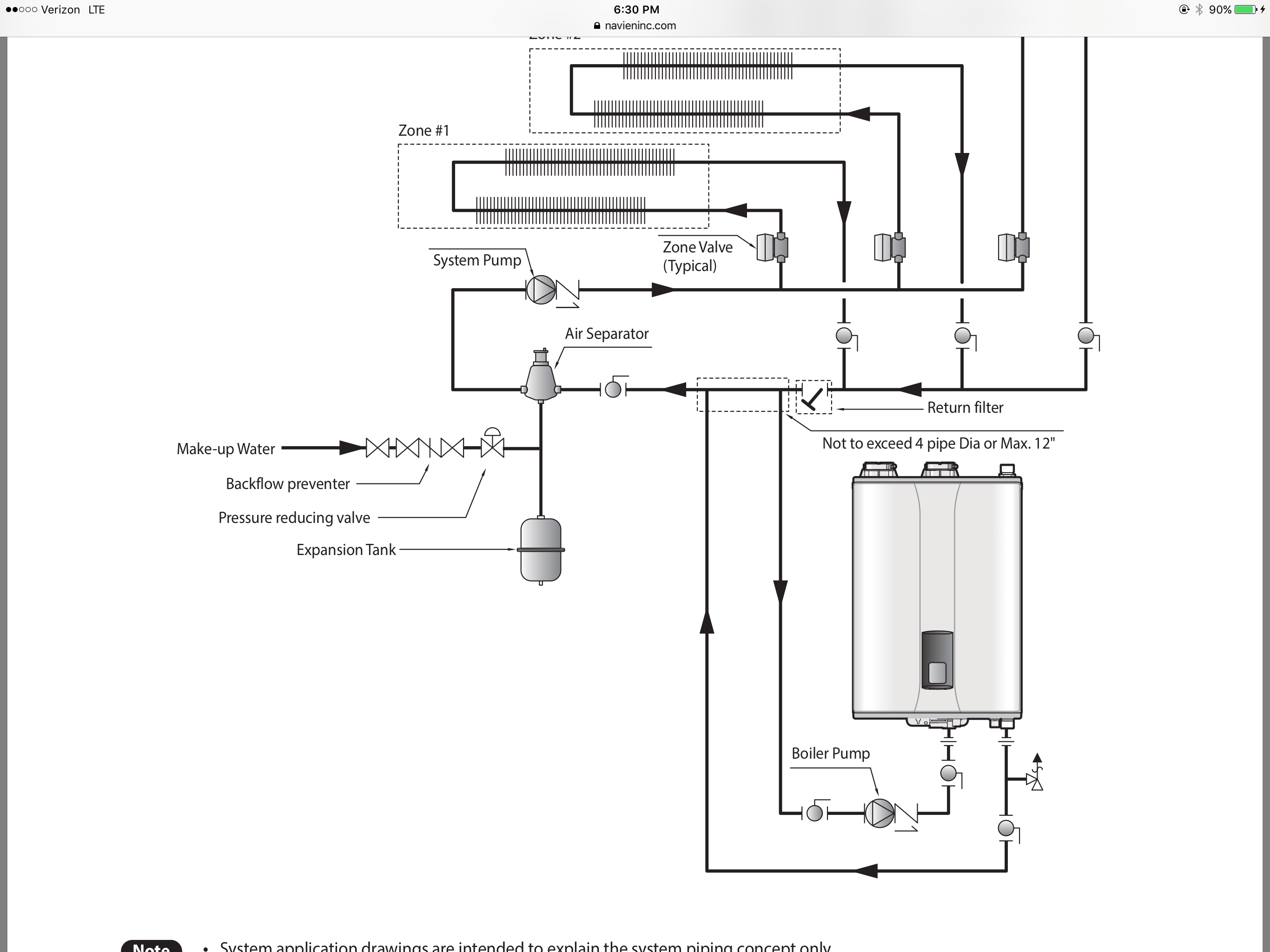 [Download 29+] Navien Nhb Boiler Piping Diagram