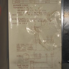 Honeywell Boiler Aquastat Wiring Diagram For Whirlpool Gold Refrigerator Aquastar L8048g + (2) Taco Zone Valves - Adding A 24v Common Wire — Heating Help: The Wall