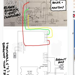 Heating Wiring Diagram Multiple Zones 2006 Nissan 350z Stereo How Can I Add Additional Circulator Relay To Existing