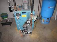 oil burner stops and starts midcycle  Heating Help: The Wall