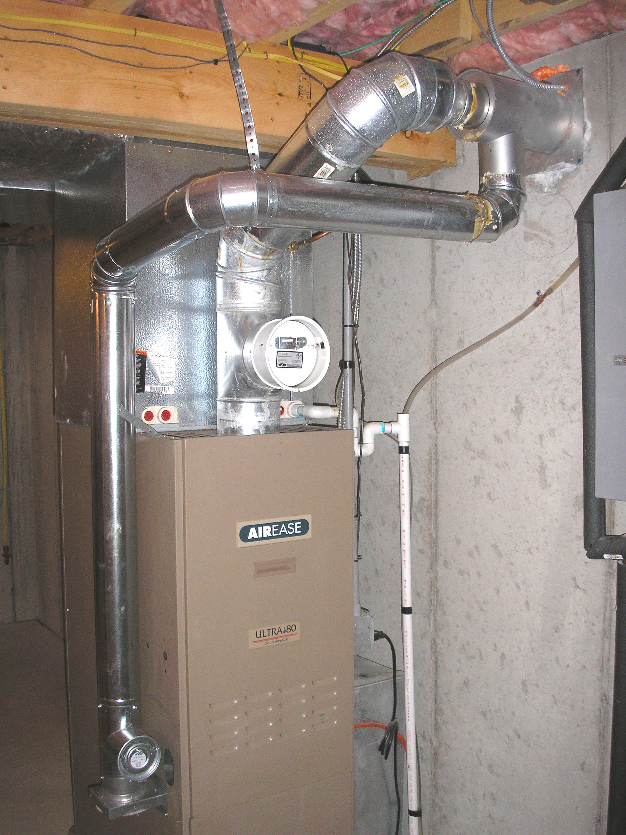 Power vent condensation problems  Heating Help: The Wall