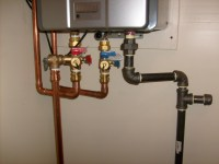 Tankless Water Heater  Heating Help: The Wall