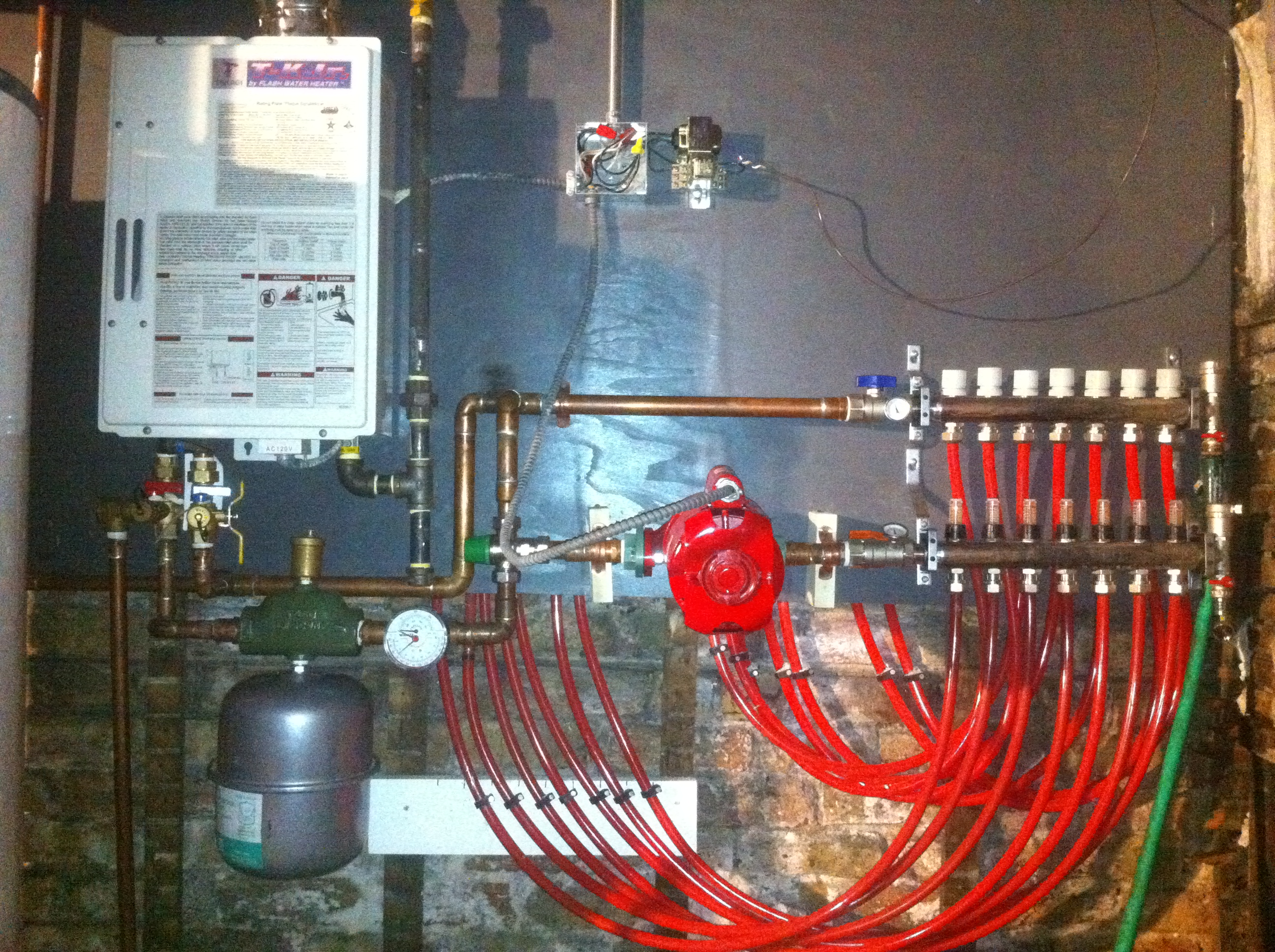 plumbing manifold diagram sccm deployment radiant floor layout  matttroy