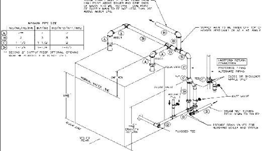 Wiring Diagram For Steam Boiler