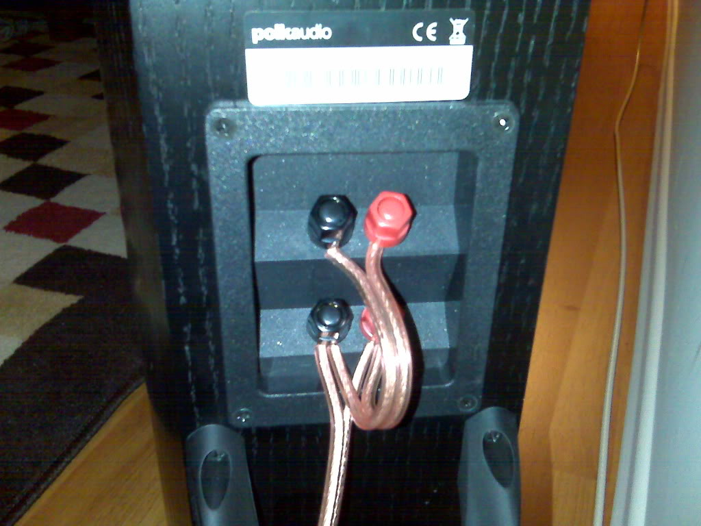hight resolution of speaker jumpers page 2 polk audio polk audio speaker wiring diagram polk audio speaker wiring
