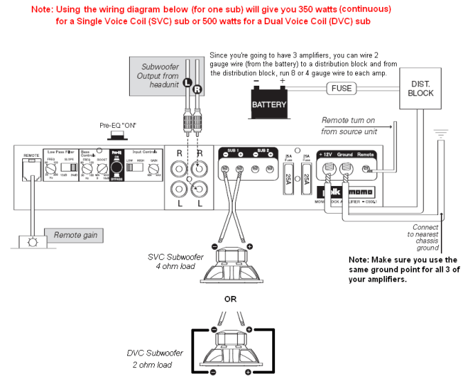 polkanyoneneed wiring diagram — polk audio