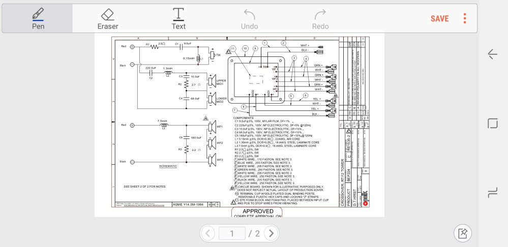 medium resolution of polk speaker wiring diagram blog wiring diagram crossover schematics in addition polk audio rt speakers further