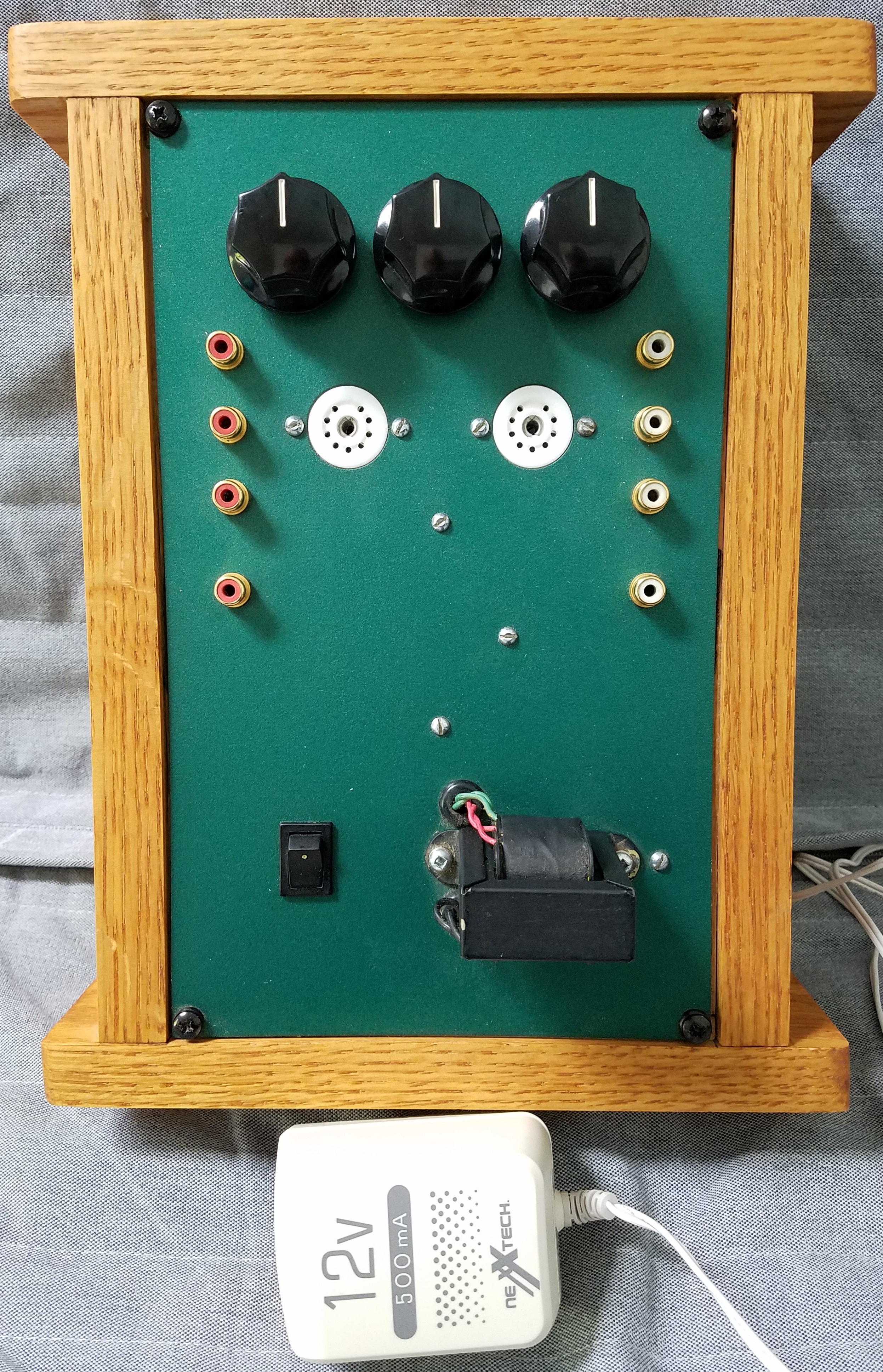 Tube Preamp  Bottlehead Foreplay with Upgrades   Page 2