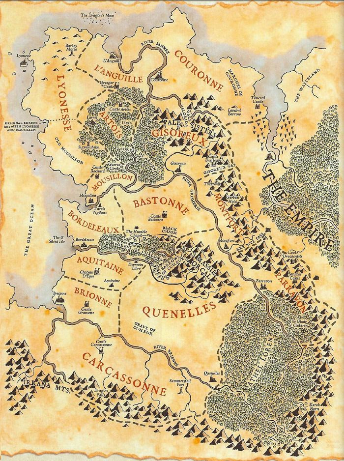 Medieval 2 Total War Map Of Cities : medieval, total, cities, Expanding, Bretonnia's, Total, Forums