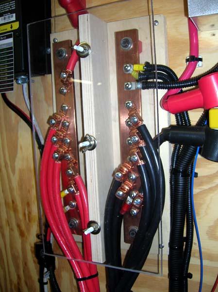 110 Volt Fuse Box Battery Bank Cable Lengths Northernarizona Windandsun