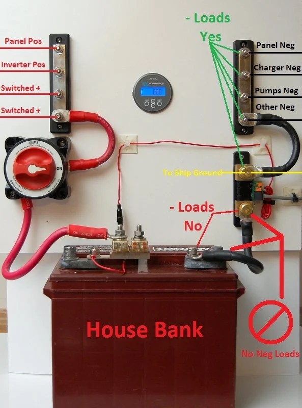Wiring A Battery Bank In Parallel