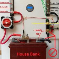 Rv Solar Power System Wiring Diagram 1994 Ford F150 Need Help Understanding Shunt — Northernarizona-windandsun