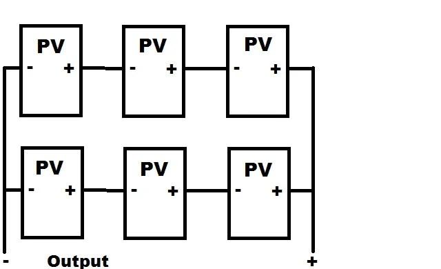 series/parallel PV wiring clarification — northernarizona
