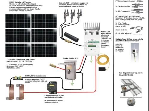 small resolution of kyocera solar panel wiring diagram