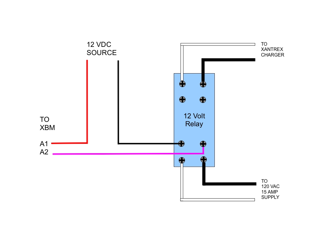 hight resolution of xantrex wiring diagram