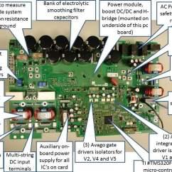 Off Grid Pv Wiring Diagram 97 Ford Explorer Stereo Teardown Of A Real Mppt Inverter — Northernarizona-windandsun