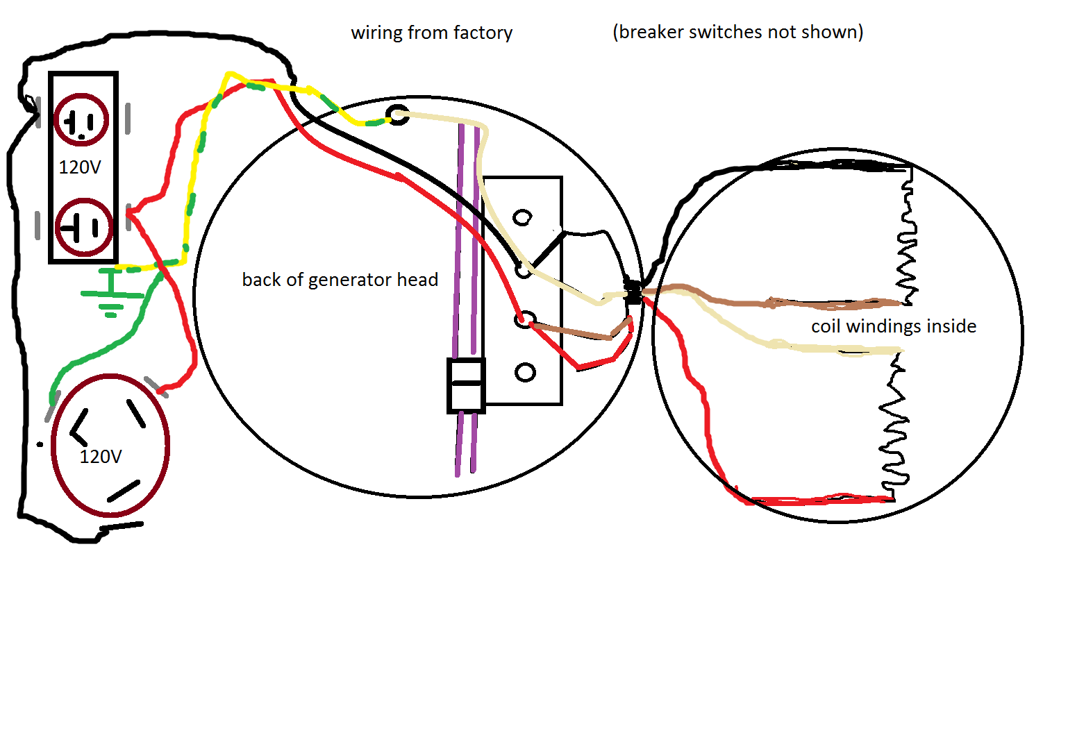 hight resolution of factory wiring 3050 chicago electric gen png