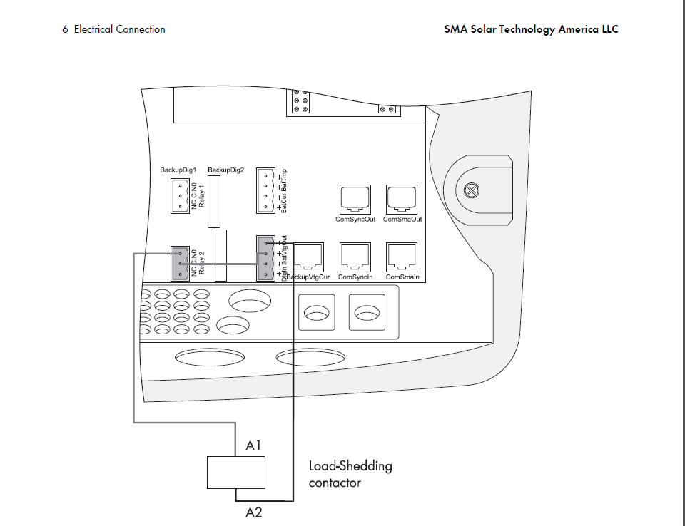 Connecting a 48 volt Zephyr fan directly to battery bank