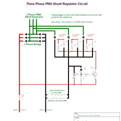 3 Phase Wind Generator Wiring Diagram Tv Aerial Jk Engine 2018 Dodge Reviews
