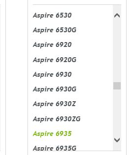 Launch manager for windows 10 (aspire 6930) — Acer Community