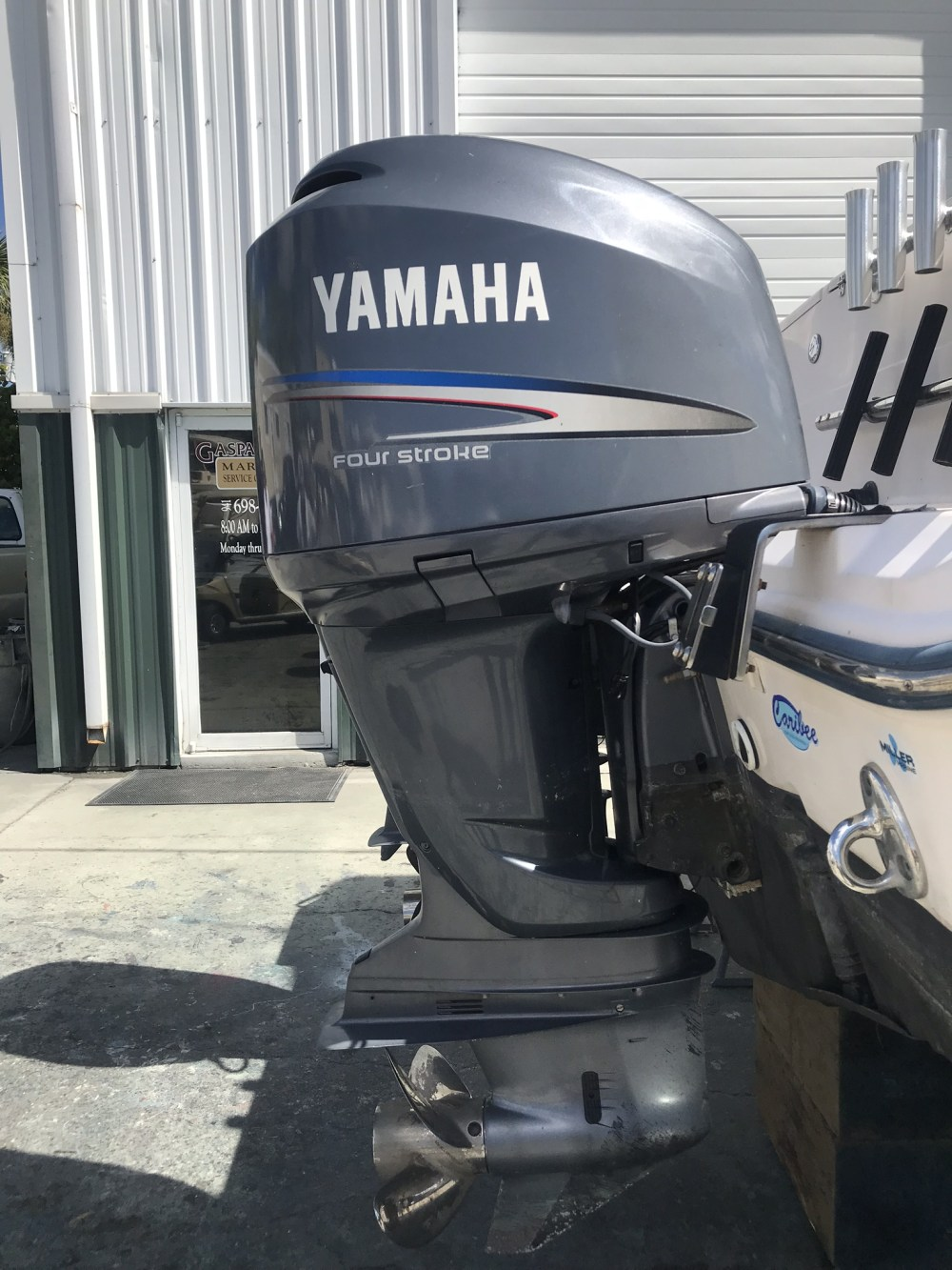 medium resolution of 2 sets of controls boat has a tower all must go cables wiring harness s gauges props etc 16500 00 obo message text or call 941 650 0677